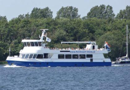 Rondvaart Stad Veere