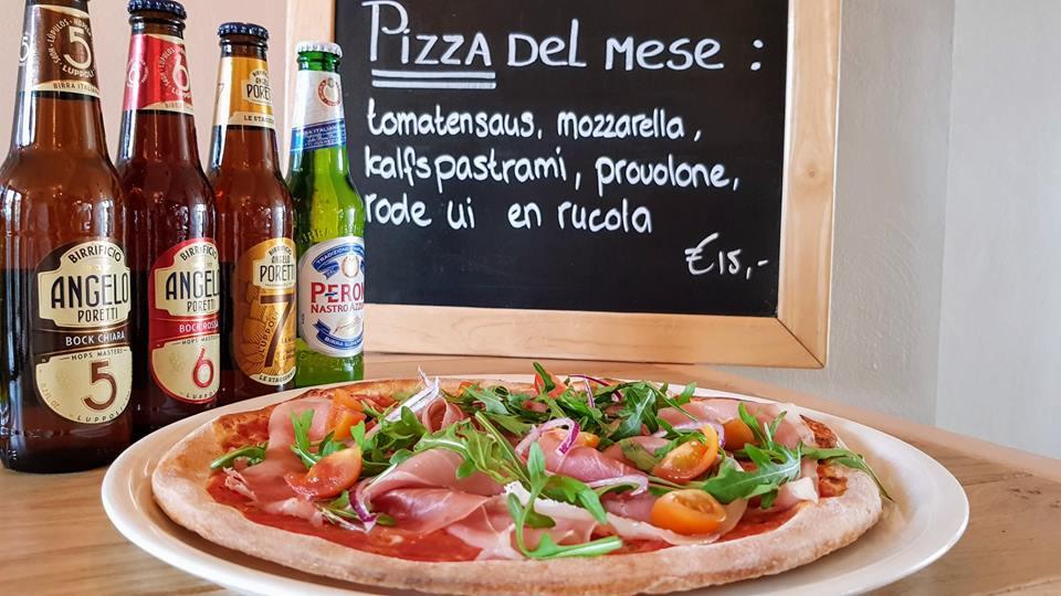 1611 Italiaans eten