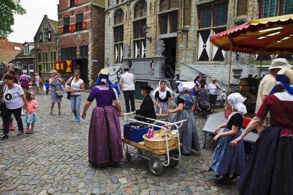 Historische Markt Veere