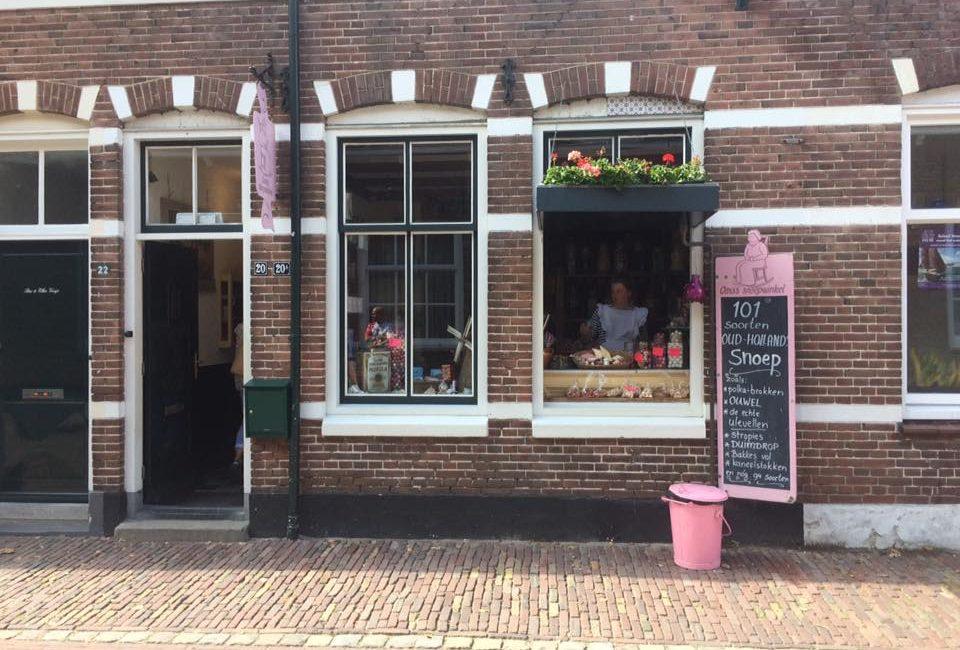 Oma's Snoepwinkel Veere