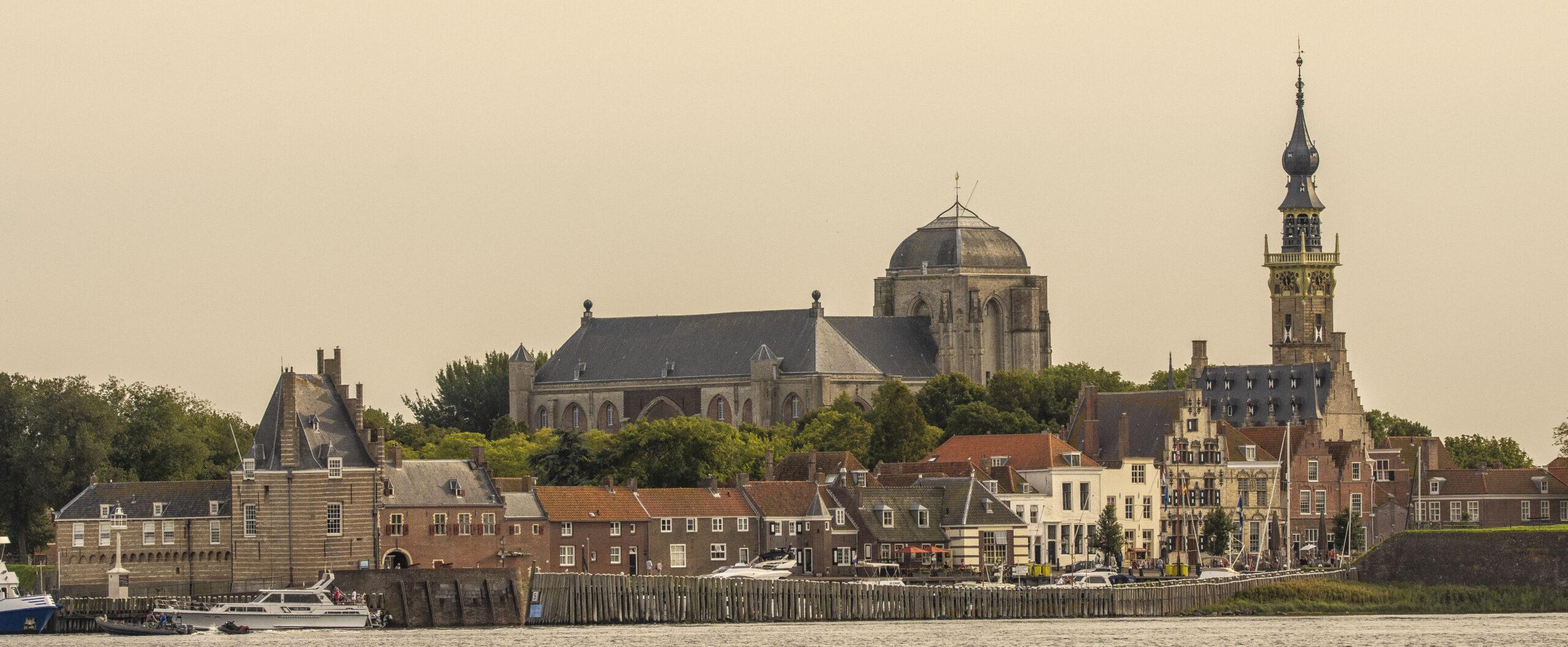 Uitzicht op Veere © Cees Verspuij