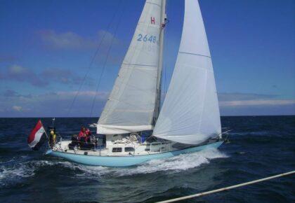 sailing veerse meer
