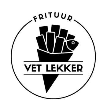 frituur vet lekker logo